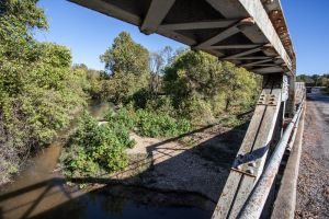 Turnback Creek Bridge